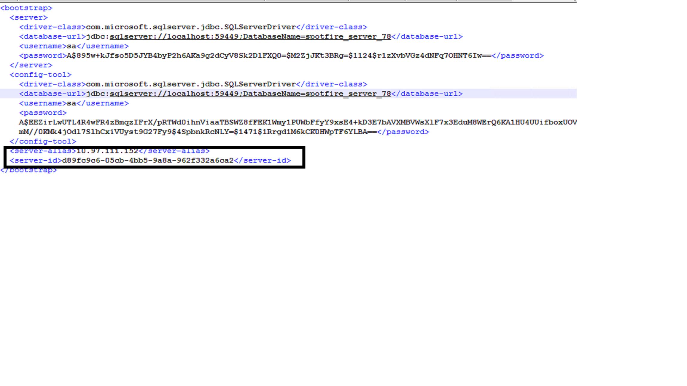 PerkinElmer Informatics Support FAQ: TIBCO Spotfire server fails to
