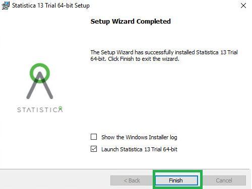 Download Statistica 13