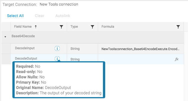 TIBCO Scribe® Online Connector For Scribe Labs - Tools