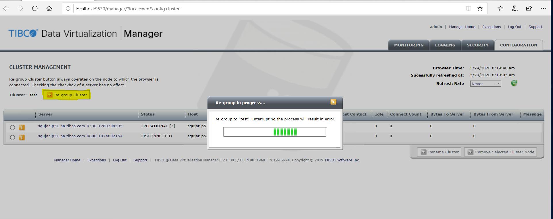 Afbeelding van TIBCO Data Virtualization tools.